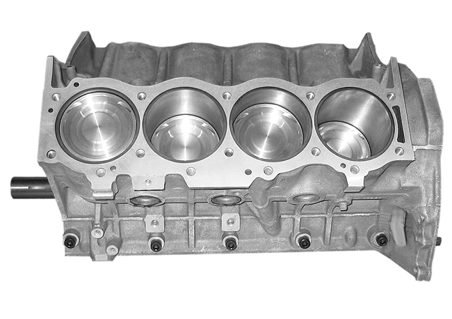 4.6 standard short engine