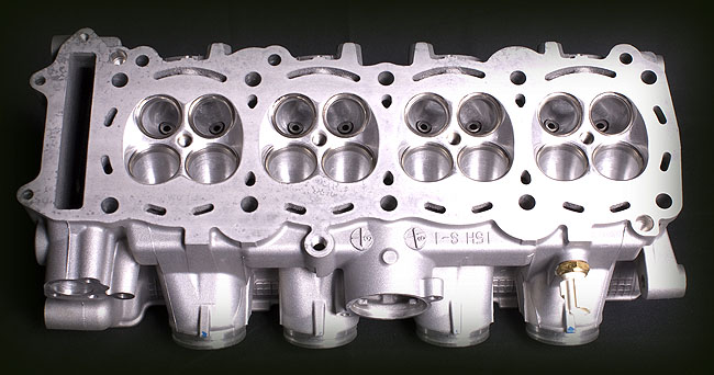 Motorcycle Cylinder Head : V developments motorcycle heads