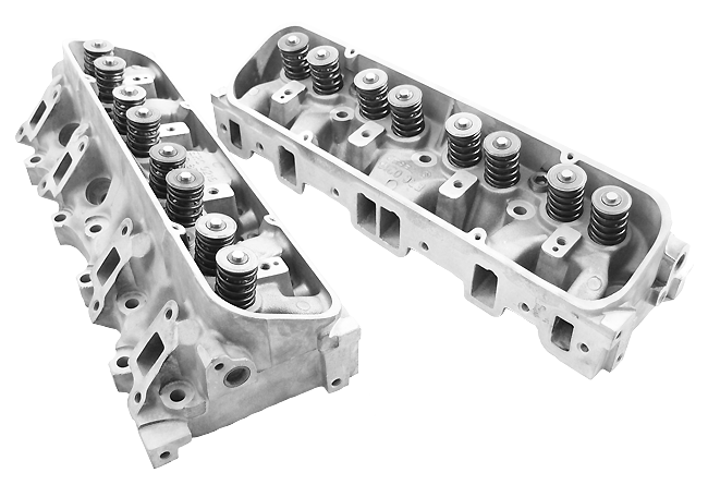 Stage II cylinder heads